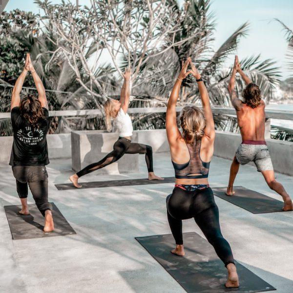 Christine Rose Zenspoting Vinyasa Yoga