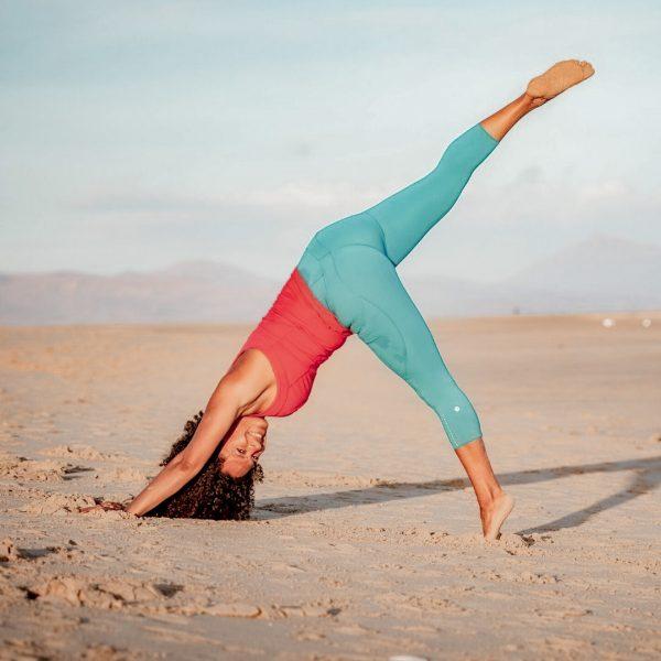 Ingrid Berger Yoga Zenspotting