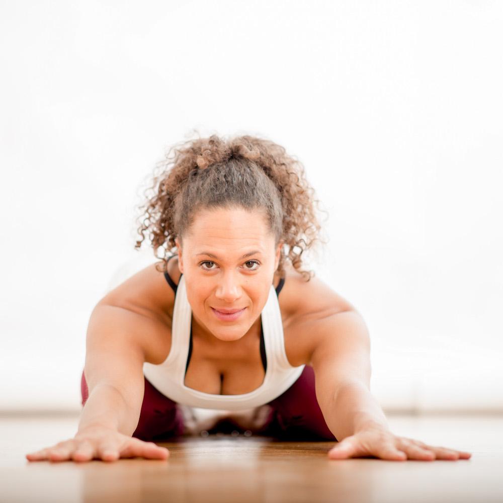Ingrid Berger Zenspotting Yoga