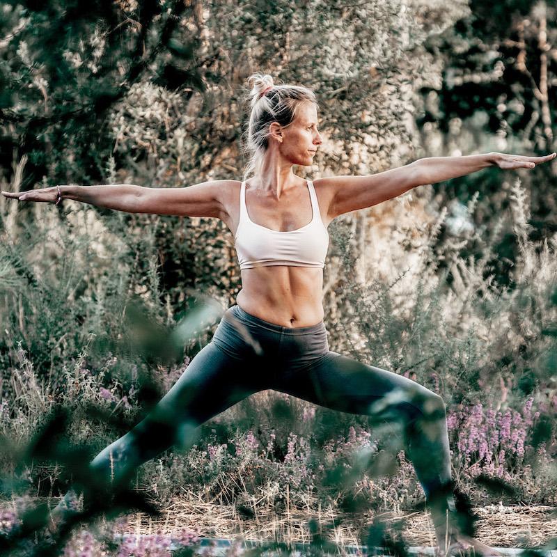 Fabienne Ehmann Zenspotting Hatha Yoga