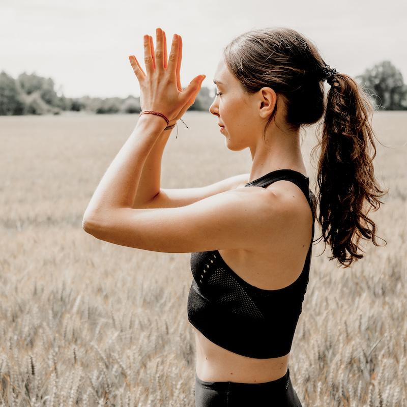 Franziska Orthey Zenspotting Vinyasa Yoga