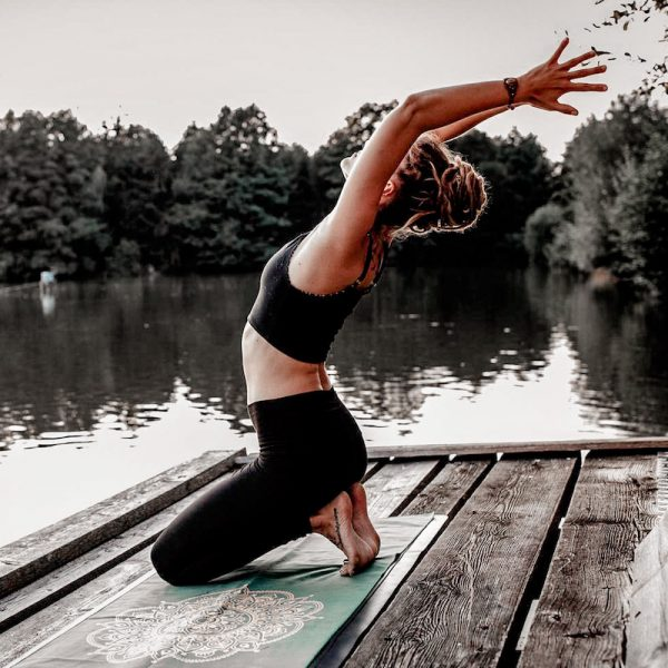 Vinyasa Yoga Pezi Rumpold Zenspotting