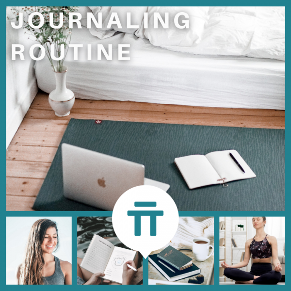 Zenspotting Journaling Routine