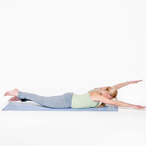 Pilates Flow Bettina Hess